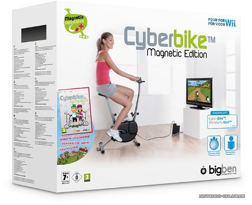 Cyberbike: Magnetic Edition inklusive Fahrrad