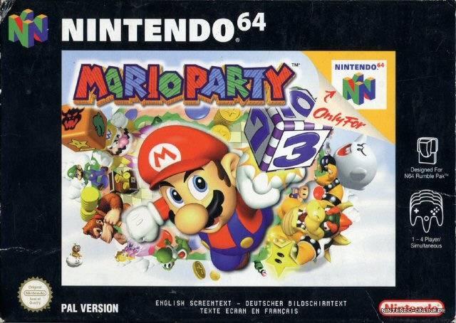 mario party online spielen