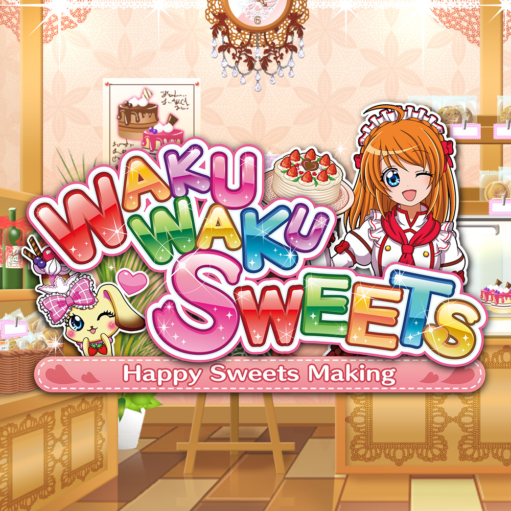 WAKU WAKU SWEETS: Happy Sweets Making (eShop) - Nintendo-Online.de