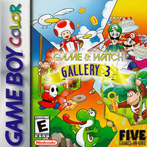 Game Watch Gallery 3 Vc Review Nintendo Online De